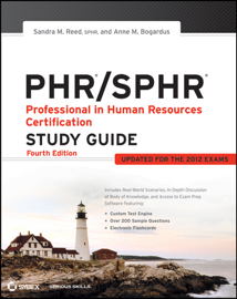 PHR / SPHR Professional in Human Resources Certification Study Guide book