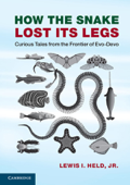 How the Snake Lost its Legs Book Cover