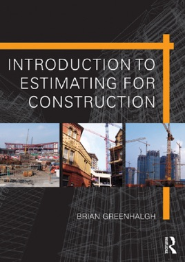 ‎Introduction to Estimating for Construction