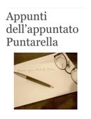 Appunti dell'appuntato Puntarella