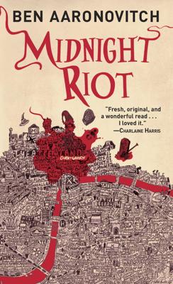 Midnight Riot - Ben Aaronovitch book