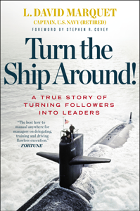 Turn the Ship Around! Book Cover