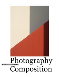 Photography Composition book
