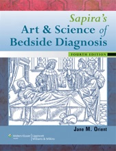Sapira's Art And Science Of Bedside Diagnosis: Fourth Edition