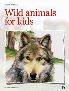 Wild Animals for Kids Book Review
