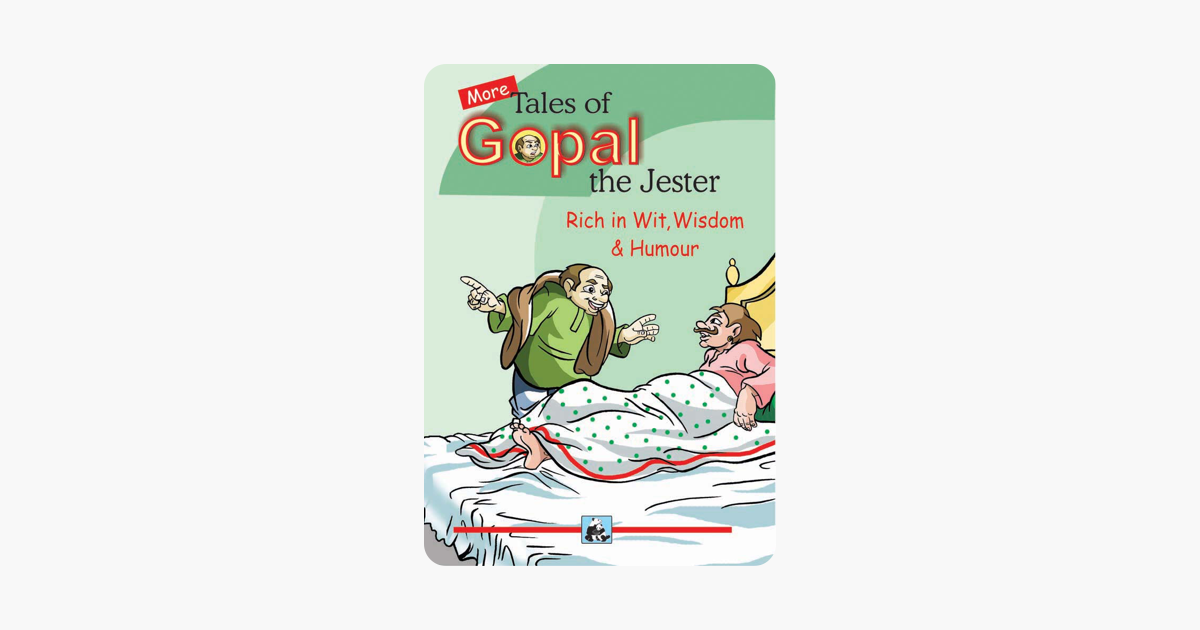More Tales of Gopal: The Jester