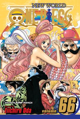 One Piece, Vol. 66 - Eiichiro Oda book
