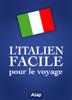 Editions ASAP - L'italien facile pour le voyage artwork