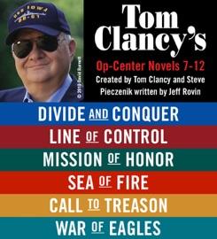 Tom Clancy's Op-Center Novels 7-12 PDF Download