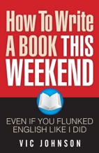 How To Write A Book This Weekend
