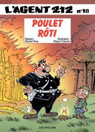 L'Agent 212 – tome 18 - Poulet rôti
