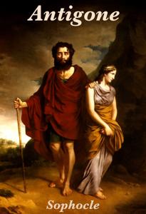Antigone La couverture du livre martien