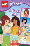 LEGO Friends A Puppy Tale Comic Reader 1