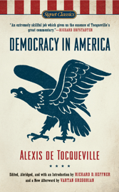 Democracy in America book