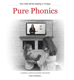 Pure Phonics book