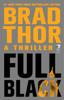 Brad Thor - Full Black artwork