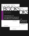 Handbook Of Computable General Equilibrium Modeling SET Vols 1A And 1B