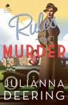 Rules Of Murder A Drew Farthering Mystery Book 1