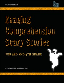 Reading Comprehension Scary Stories For 3rd And 4th Grade