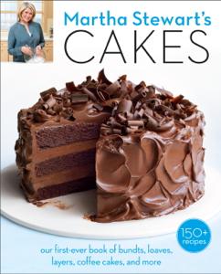 Martha Stewart's Cakes Copertina del libro