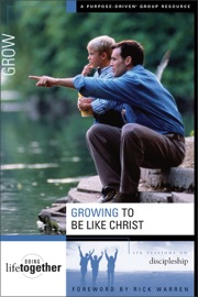 Growing to Be Like Christ PDF Download