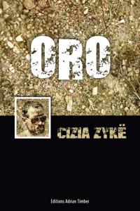 Oro La couverture du livre martien