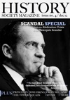 History Society Magazine Scandal Special