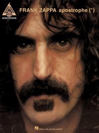 Frank Zappa - Apostrophe (') (Songbook)