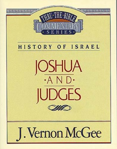 Thru the Bible Vol. 10: History of Israel (Joshua/Judges) Book Cover