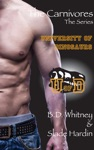 The Carnivores University Of Dinosaurs - Complete Set Of 4 Gay Dinosaur Erotica Stories