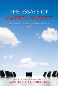 The Essays of Warren Buffett, Third Edition Summary