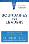 Boundaries For Leaders Enhanced Edition Enhanced Edition