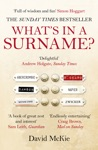 Whats In A Surname