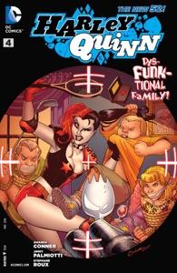Harley Quinn (2013-2016) #4 Book Cover