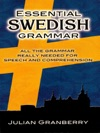 Essential Swedish Grammar