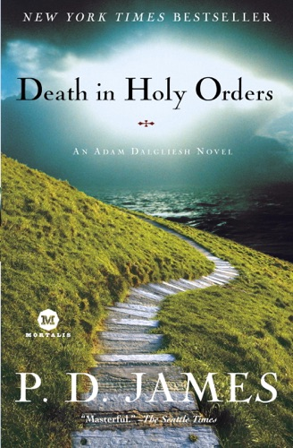 P. D. James - Death in Holy Orders