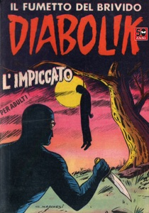 Diabolik #10 Book Cover