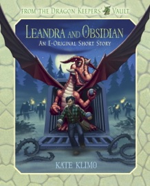From The Dragon Keepers Vault Leandra And Obsidian