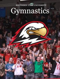 SUU Gymnastics 2012 book