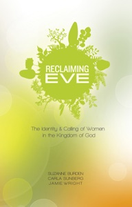 Reclaiming Eve Book Cover