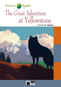 The Great Adventure at Yellowstone Book Cover