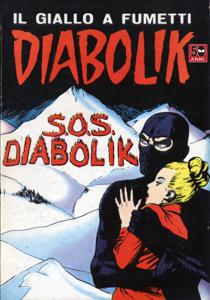 DIABOLIK #38 Libro Cover