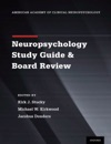 Clinical Neuropsychology Study Guide And Board Review