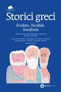 Storici greci Book Cover