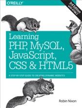 Learning PHP, MySQL, JavaScript, CSS & HTML5