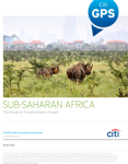 Sub-Saharan Africa: The Route to Transformative Growth