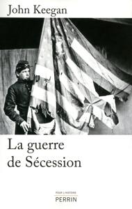 La guerre de Sécession La couverture du livre martien