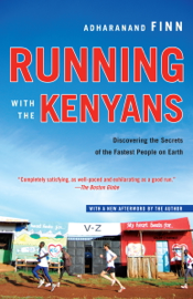 Running with the Kenyans book
