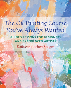 The Oil Painting Course You've Always Wanted Copertina del libro