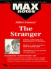 The Stranger,  (MAXNotes Literature Study Guides)